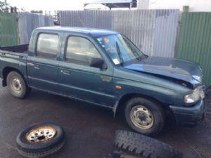 Mazda Bounty 2wd UN 1998-2006