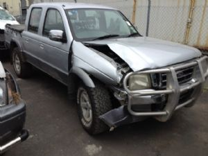 Ford Courier 4wd UN