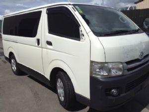Toyota Hi-ace KDH201 10/06>